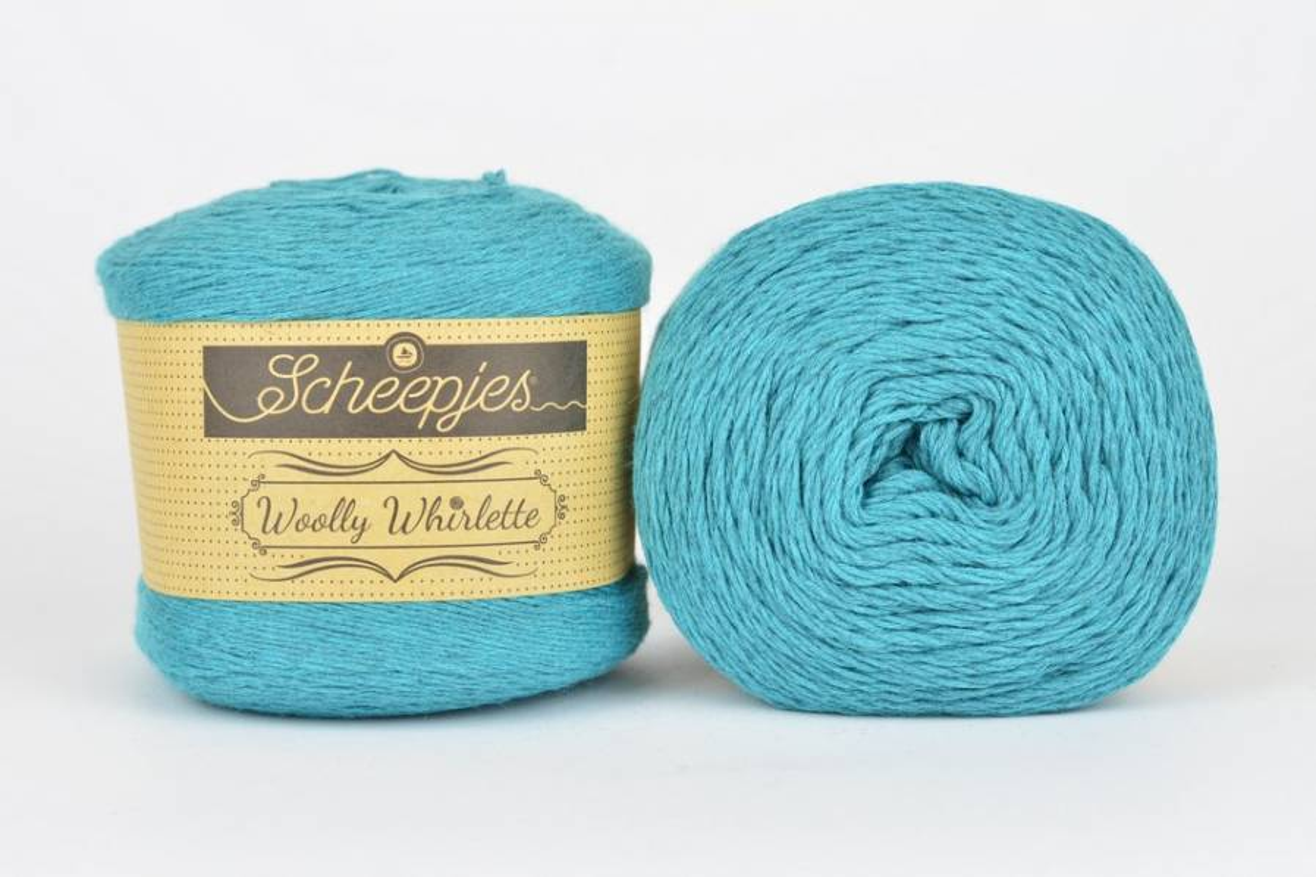 Woolly Whirlette - 570 Grean Tea  - 450 m