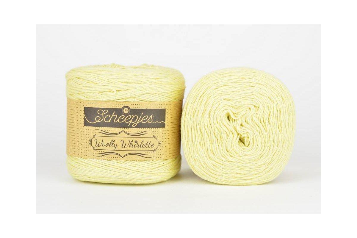 Woolly Whirlette - 571 Custard  - 450 m