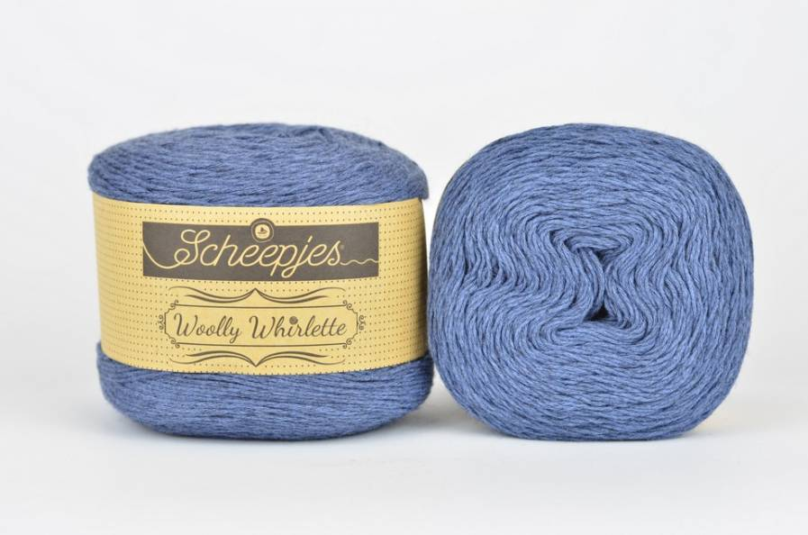 Woolly Whirlette - 573 Bubble Gum  - 450 m
