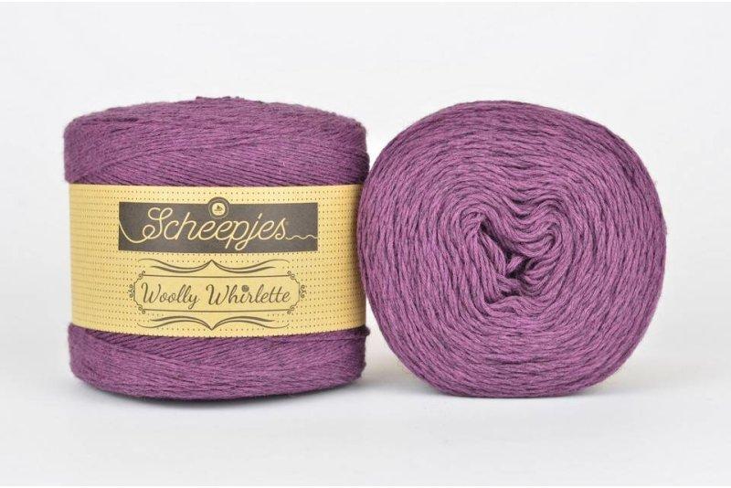 Woolly Whirlette - 572 Plum Pie  - 450 m