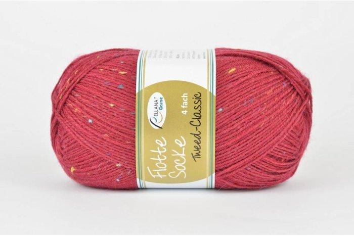 Tweed Classic 1505 - bordowy
