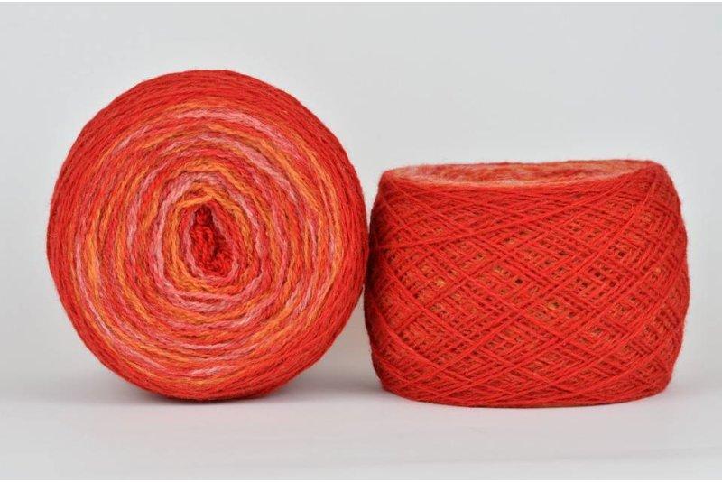 Wool Jazz Artistic - 83 truskawkowa