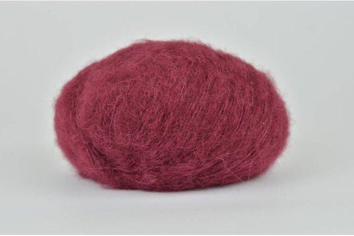 DROPS Brushed Alpaca Silk - 23 bordowy