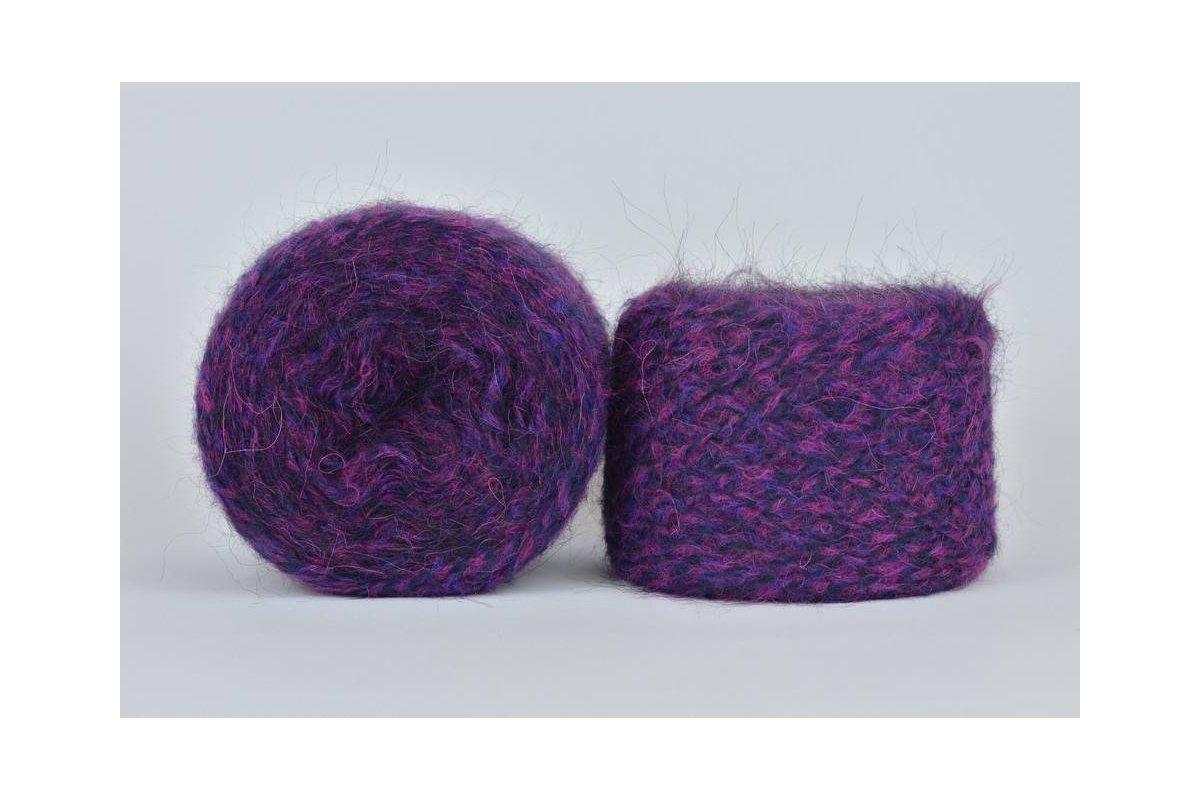 Liloppi Hippie - 1115  fuksja - fiolet