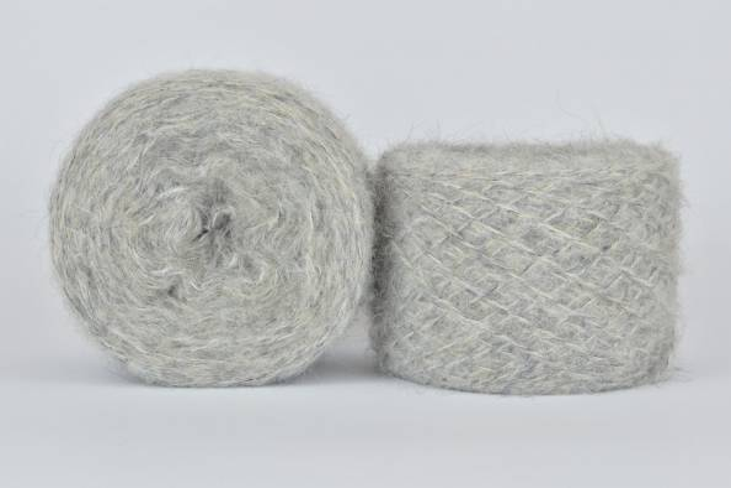 Liloppi Hippie - 1102  odcienie szarości