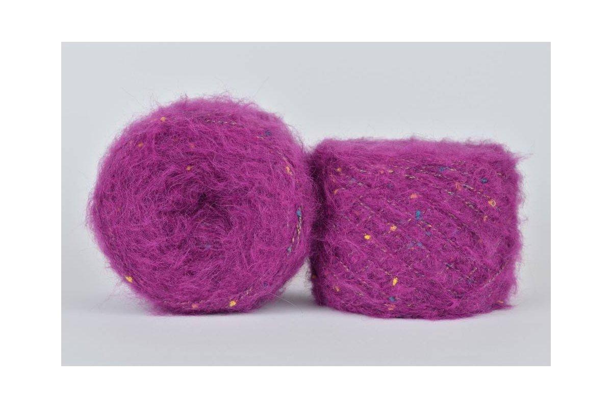 Liloppi Furry - 7319 amarantowy