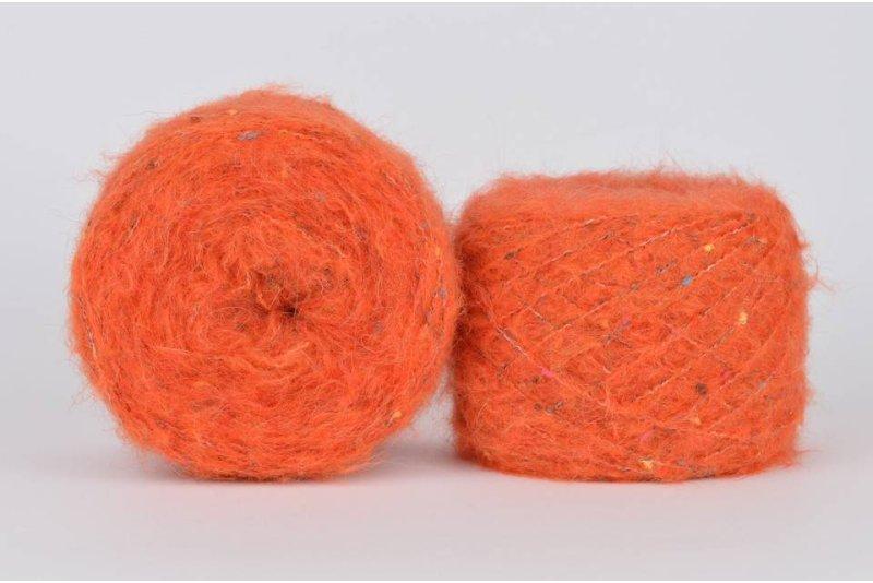 Liloppi Furry - 7323 pomarańczowy