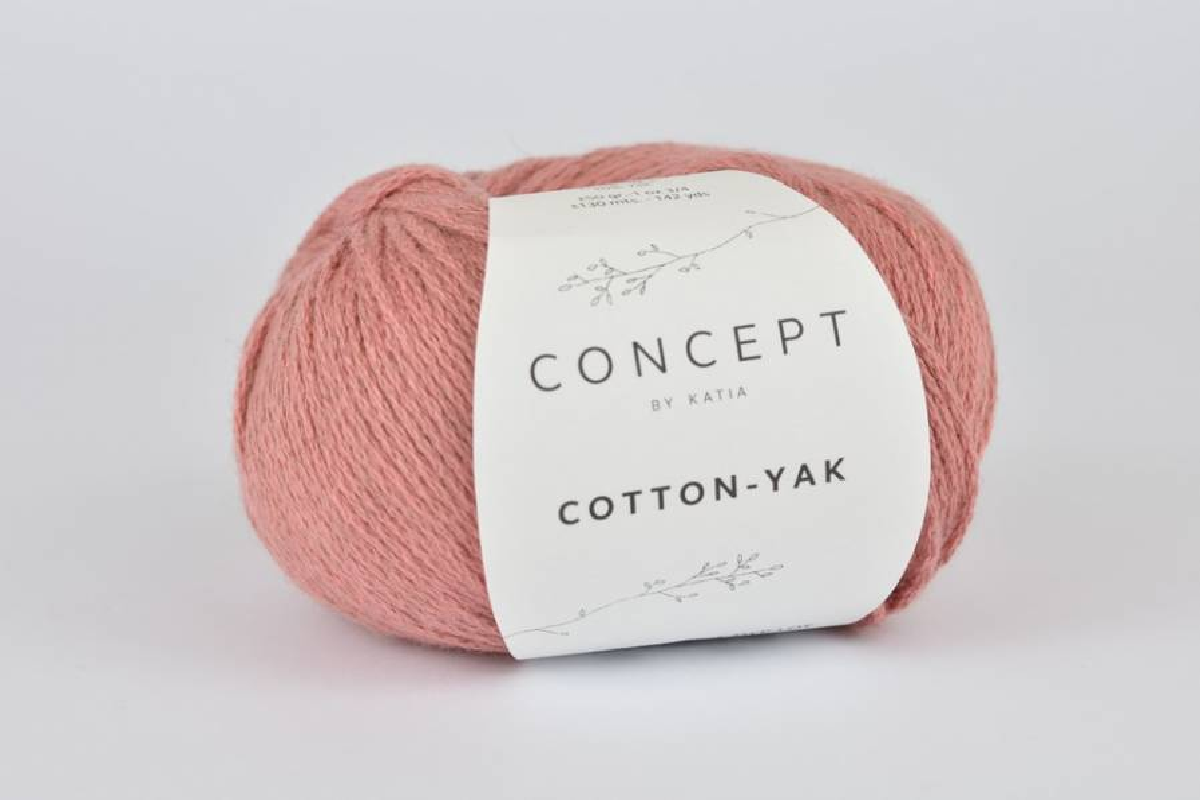 Katia Concept Cotton-Yak 109