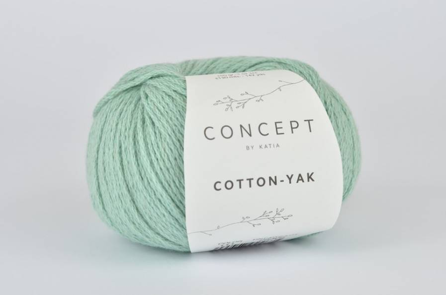 Katia Concept Cotton-Yak 111