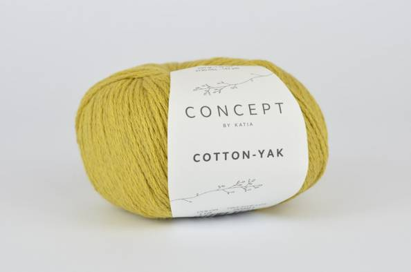 Katia Concept Cotton-Yak 118