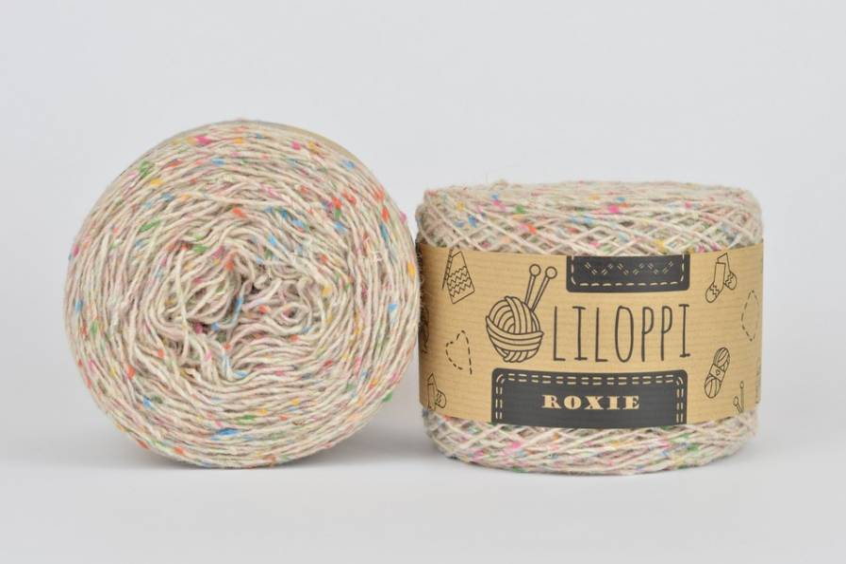 Liloppi Roxie - Bianco Multicolor