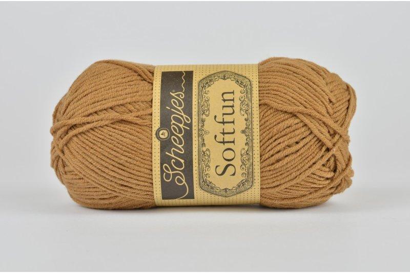 Scheepjes Softfun - 2633 Tawny