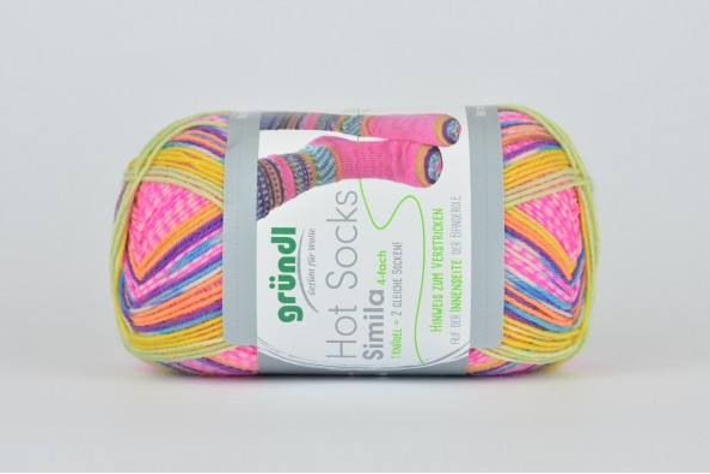 Hot Socks Simila - kolor 306