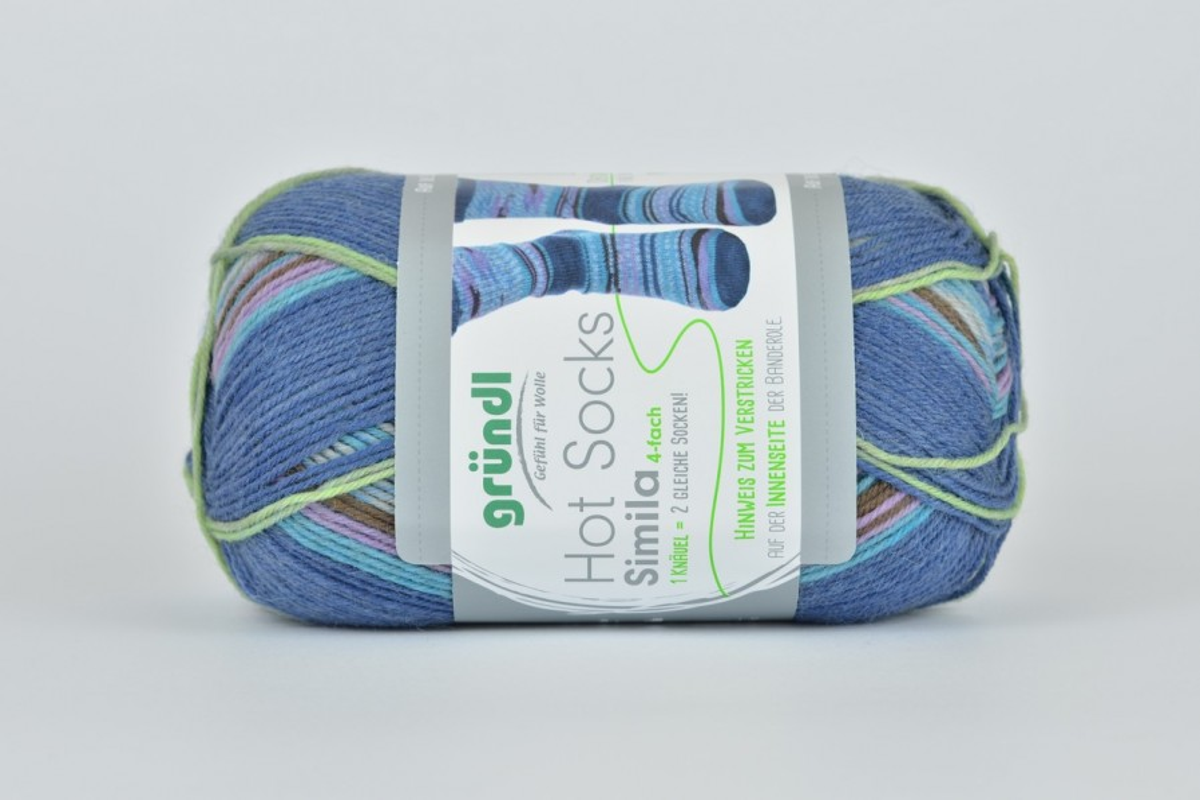 Hot Socks Simila - kolor 401
