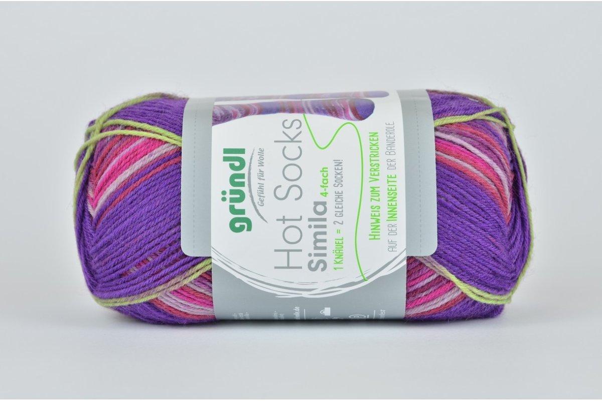 Hot Socks Simila - kolor 402