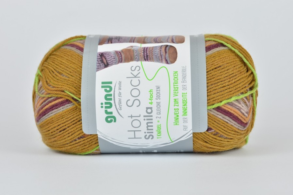 Hot Socks Simila - kolor 405