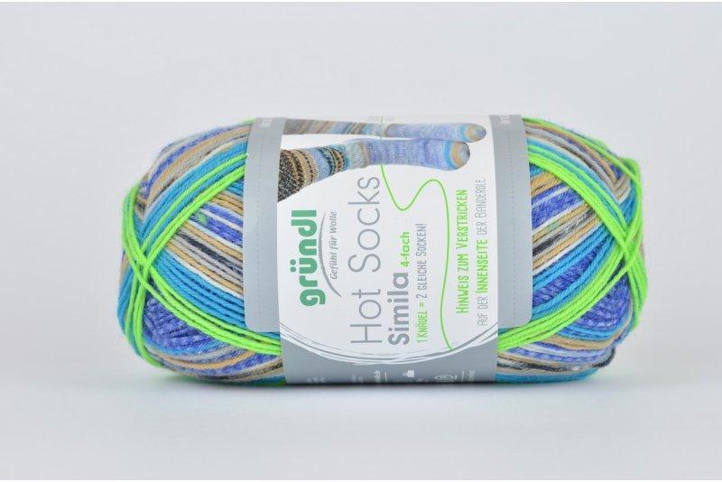 Hot Socks Simila - kolor 301