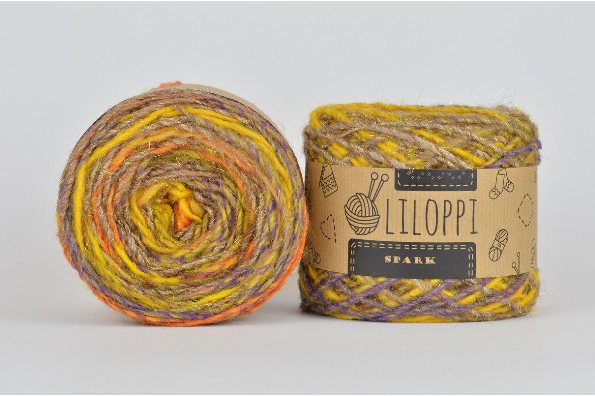 Liloppi Spark - Złoto Inków 48218