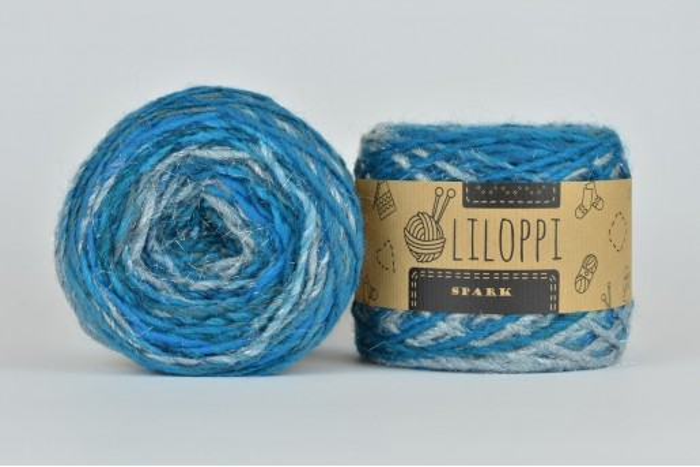Liloppi Spark - Lśniące Jeziorko 80119