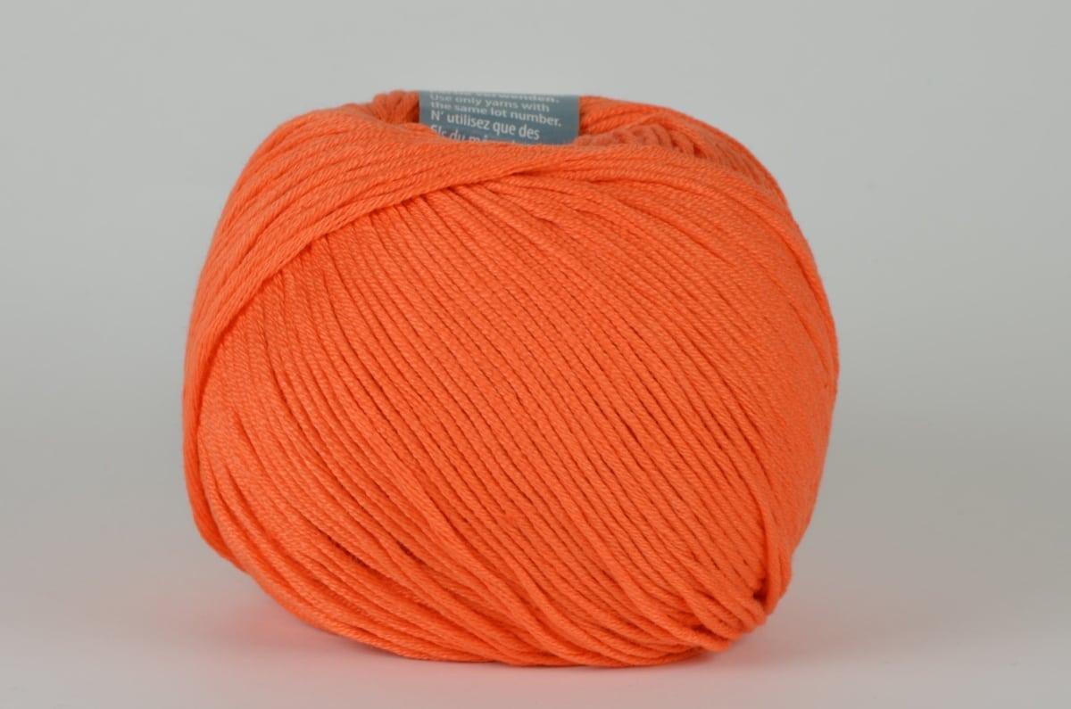 Włóczka Grundl Florida Pomarańczowa