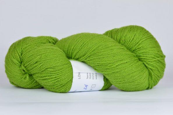 Wełna Estońska Solid Yarn Zielona