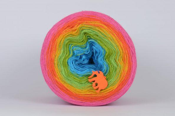 Włóczka Liloppi Swing Rainbow R103