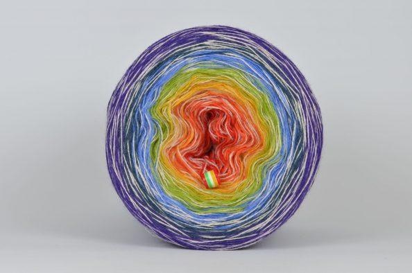 Włóczka Liloppi Swing Rainbow R107