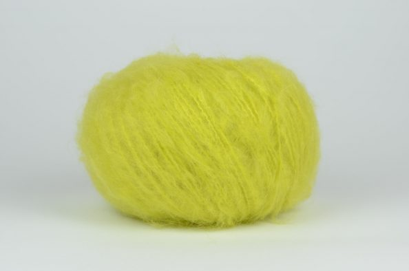 Piumotto Mohair - neon yellow (59081)