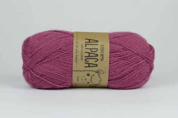 DROPS Alpaca - 3770 fuksja