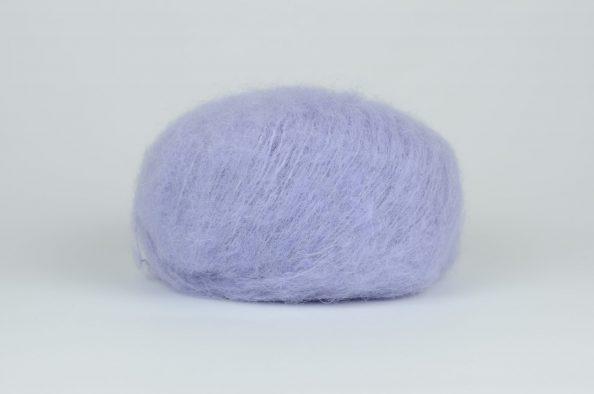 DROPS Brushed Alpaca Silk - 17 lawenda jasna