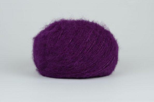 DROPS Brushed Alpaca Silk - 09 liliowy