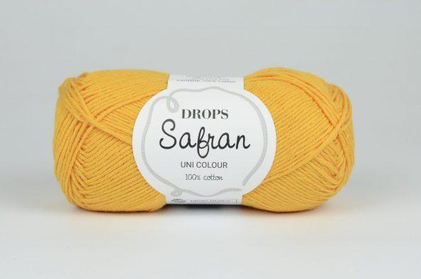 DROPS Safran - 11 ciemnożółty