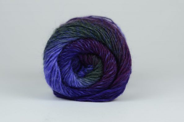 DROPS Delight - 14 fioletowy/zielony