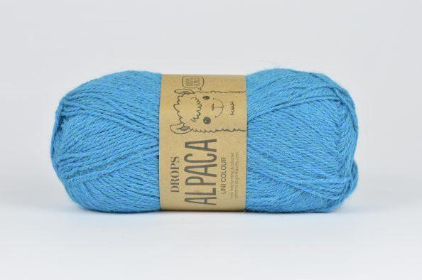 DROPS Alpaca - 2919 niebiesko-turkusowy jasny
