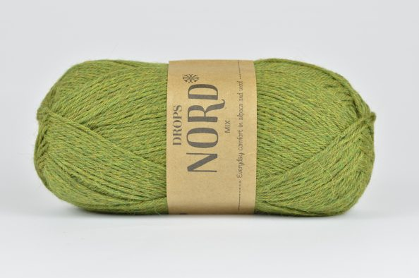 DROPS Nord - 10 trawa cytrynowa