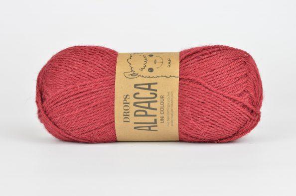 DROPS Alpaca - 3900 pomidorowy